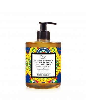 BODY AND HAND LIQUID SOAP CITRON PASSION FRUIT